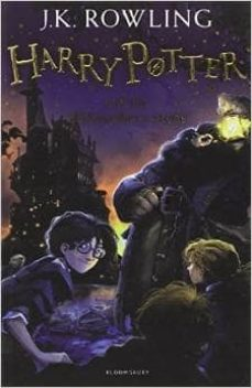 harry potter and the philosopher s stone-j.k. rowling-9781408855652