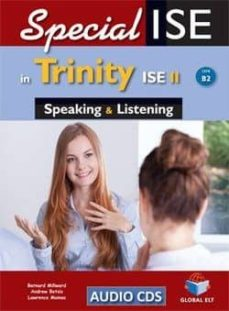 Libro completo de descarga gratuita en pdf. SPECIALISE IN TRINITY-ISE II -B2 - LISTENING & SPEAKING – CD RTF PDF PDB de  in Spanish 9781781644652