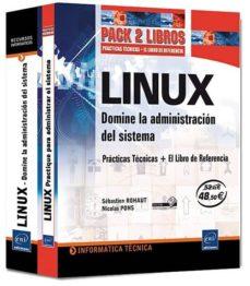 Permacultivo.es Linux:domine La Administracion Del Sistema. Practicas Tecnicas + Libro De Referencia (Pack 2 Libros) Image
