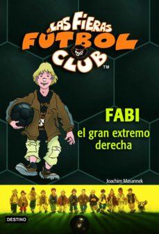 fabi, el gran extremo derecho (ebook)-joachim masannek-9788408111252