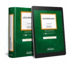 Descargar LEYES HIPOTECARIAS gratis pdf - leer online