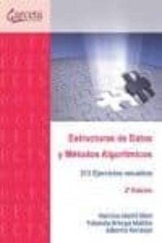 Emprende2020.es Estructuras De Datos Y Metodos Algoritmicos (2ª Ed) Image