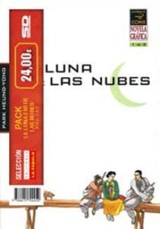 Alienazioneparentale.it Pack Seleccion La Cupula: La Luna Entre Las Nubes (Vols. 1 A 3) Image