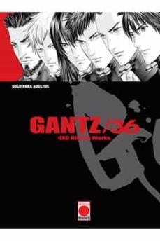 gantz nº 36-oku hiroya-9788415830252