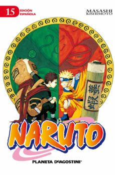 Encuentroelemadrid.es Naruto Nº 15/72 Image