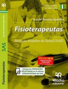 Javiercoterillo.es Fisioterapeutas Del Sas. Test Del Temario Especifico Image