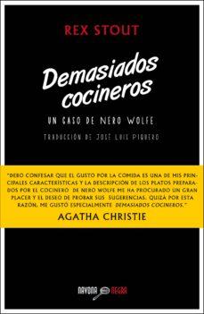 Leer libros en línea sin descargar DEMASIADOS COCINEROS in Spanish 9788416259052