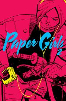paper girls 2-9788416767052