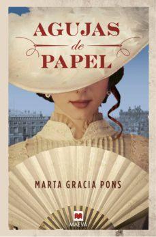 agujas de papel (ebook)-marta gracia-9788417108052