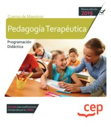 Padella.mx Cuerpo De Maestros. Pedagogia Terapeutica. Programacion Didactica Image