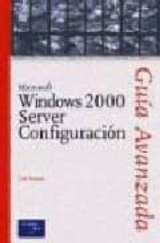 Permacultivo.es Guia Avanzada Microsoft Windows 2000 Server Configuracion Image