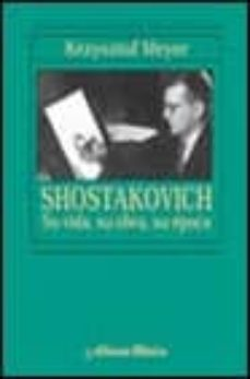 Inmaswan.es Shostakovich: Su Vida, Su Obra, Su Epoca Image
