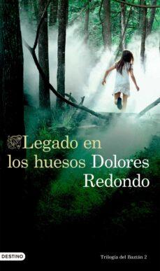 Libros de audio gratis torrents descargar LEGADO EN LOS HUESOS