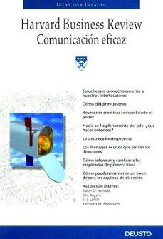 Vinisenzatrucco.it Harvard Business Review: Comunicacion Eficaz Image