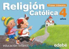 Permacultivo.es Proyecto Ruah. Religion Catolica 4 Años (Infantil) (Ed. 2004) (3 Cuadernos) Image