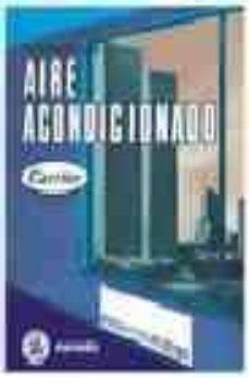 Descargar MANUAL DE AIRE ACONDICIONADO: CARRIER gratis pdf - leer online