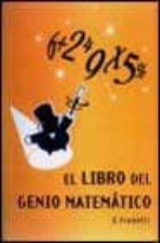 el libro del genio matematico-carlo frabetti-9788427028852