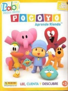 Iguanabus.es Pocoyo (Baby Sticker Album) Image