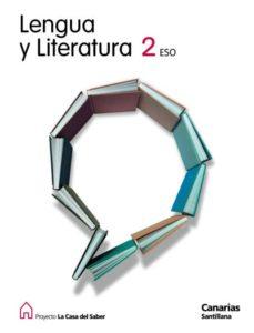 Chapultepecuno.mx Lengua Y Literatura (Canarias) Casa Saber 2º Eso (08) Image