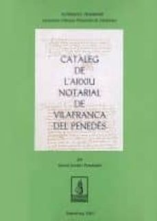 Chapultepecuno.mx Cataleg De L Arxiu Notarial De Vilafranca Del Penedes Image