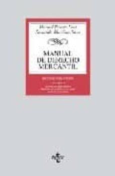 Inmaswan.es Manual De Derecho Mercantil (Vol. Ii): Contratos Mercantiles. Der Echo De Los Titulos-valores. Derecho Concursal (15ª Ed.) Image