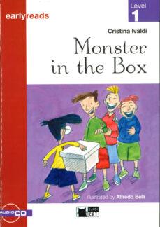 Libros gratis para descargar en tableta. MONSTER IN THE BOX (LEVEL 3) (INCLUYE CD) en español