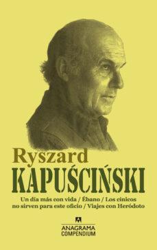 Colorroad.es Ryszard Kapuscinski (Ebano, Un Dia Mas Con Vida, Los Cinicos No S Irven Para Este Oficio, Viajes Con Herodoto) Image