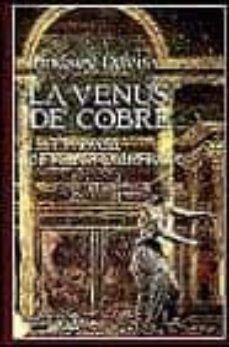 la venus de cobre la iii novela de marco didio falco-lindsey davis-9788435005852