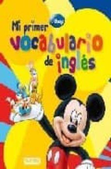 Geekmag.es Mi Primer Vocabulario De Ingles ( Incluye Cd) Image