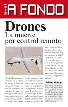 drones: la muerte por control remoto _-roberto montoya batiz-9788446039952