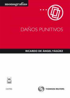 daños punitivos-ricardo de angel yagüez-9788447036752