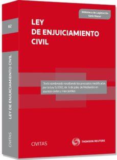 Carreracentenariometro.es Ley De Enjuiciamiento Civil Image