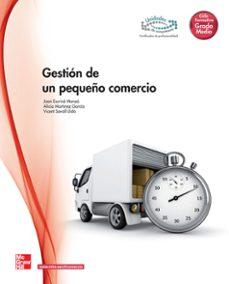 gestión de un pequeño comercio. grado medio. (técnico en actividades comerciales).-9788448184452