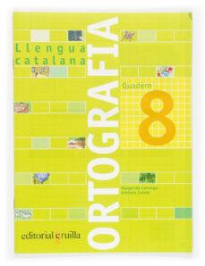 Geekmag.es Quadern Ortografia Catalana Nº 8 Primaria Image