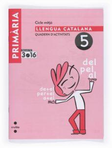 Elmonolitodigital.es Llengua Catalana.quadern D Activitats 5.projecte 3.16 Image