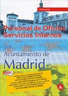 Ironbikepuglia.it Personal De Oficios, Servicios Internos Del Ayuntamiento De Madri D: Temario Image