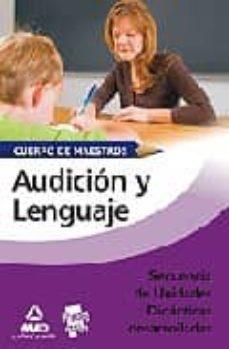 Debatecd.mx Cuerpo De Maestros. Audicion Y Lenguaje. Secuencia De Unidades Di Dacticas Desarrolladas Image