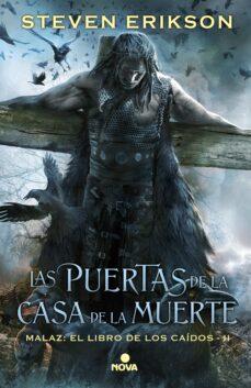 Descargar libro de google books MALAZ 2: LAS PUERTAS DE LA CASA DE LA MUERTE 9788466660952 iBook de STEVEN ERIKSON in Spanish