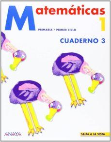 Titantitan.mx Matematicas: Cuaderno 3 Proyecto: Salta A La Vista 1º Educacion Primaria Image