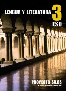 Javiercoterillo.es Lengua Y Literatura 3. Educacion Secundaria Obligatoria - Segundo Ciclo - 3º (Castilla Y Leon) Image