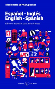 Javiercoterillo.es Diccionario Espasa Pocket Español-ingles / English-spanish Image