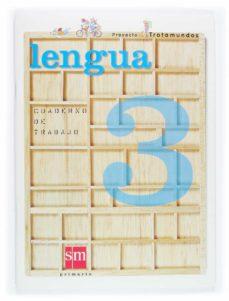 Permacultivo.es Trotamundos: Cuaderno De Lengua (3º Educacion Primaria) Image
