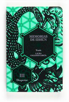 Descarga gratuita de libros torrent pdf. MEMORIAS DE IDHUN: TRIADA. DESPERTAR (III) (Literatura española) PDB DJVU de LAURA GALLEGO GARCIA