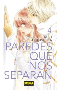 Descargar libros de google books pdf mac PAREDES QUE NOS SEPARAN 4 (Literatura española) FB2 CHM MOBI de HARU TSUKISHIMA 9788467938852