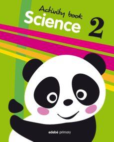 Mrnice.mx Science 2. Activity Book Image