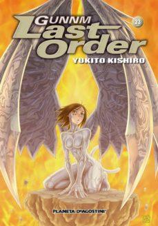 gunnm last order nº 23-yukito kishiro-9788468479552