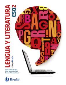 Cdaea.es Lengua Y Literatura 2º Eso Código Bruño Castellano Image