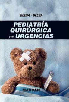 Descarga gratuita de audiolibros en español. PEDIATRIA QUIRURGICA Y DE URGENCIAS (PREMIUM) en español 9788471019752 DJVU