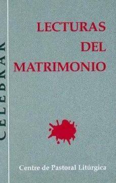 Foro de libros electrónicos descargar deutsch LECTURAS DEL MATRIMONIO