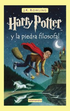 HARRY POTTER Y LA PIEDRA FILOSOFAL | J.K. ROWLING | Comprar libro ...